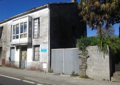 Casa en venta, para rehabilitar, en Rambla San Pablo, Melide