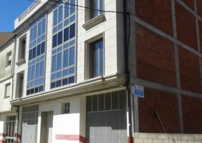 C247 Edificio, Calle La Paz, Melide (1)