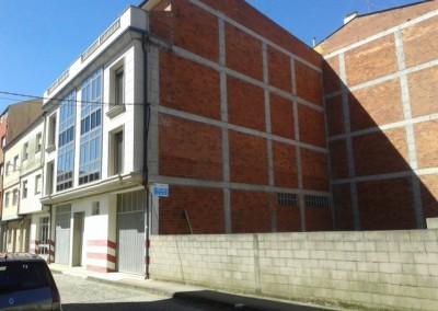 C247 Edificio, Calle La Paz, Melide (2)