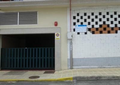 Plazas de Garaje