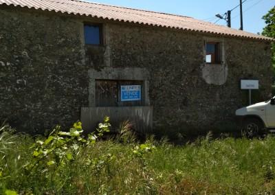Casa semirehabilitada en Santiso