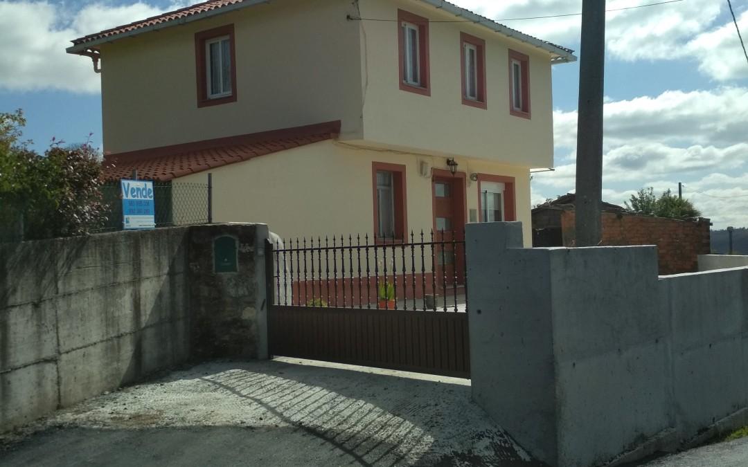 C322 – Casa en venta en Santiso