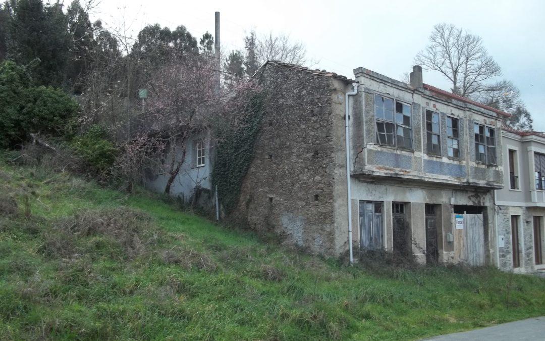 C166 – Casa para rehabilitar en Santiso
