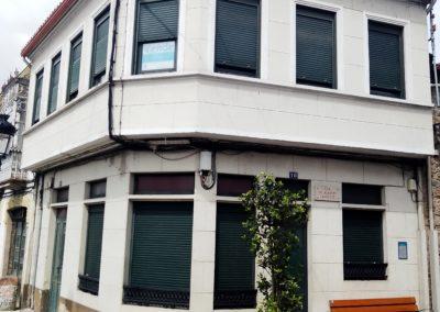 C370 – Casa en el centro de Melide.